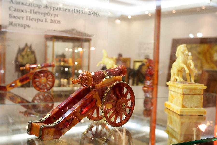 Музей уникальной янтарной коллекции