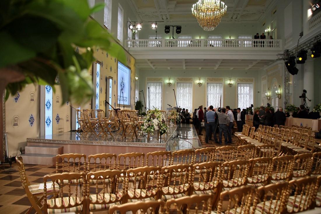 Дом Пашкова, бальный зал
