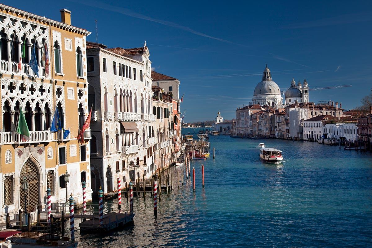 Венеция на воде