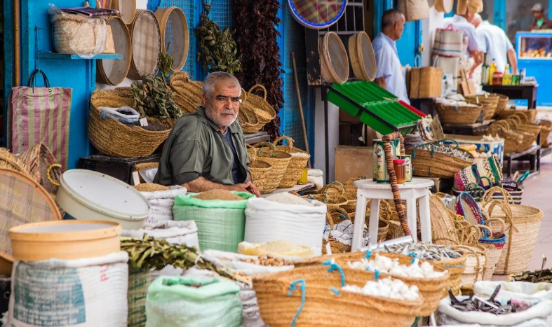 Рынок Джерба