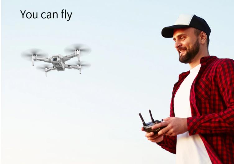 L900PRO GPS Дрон с разрешением 4K