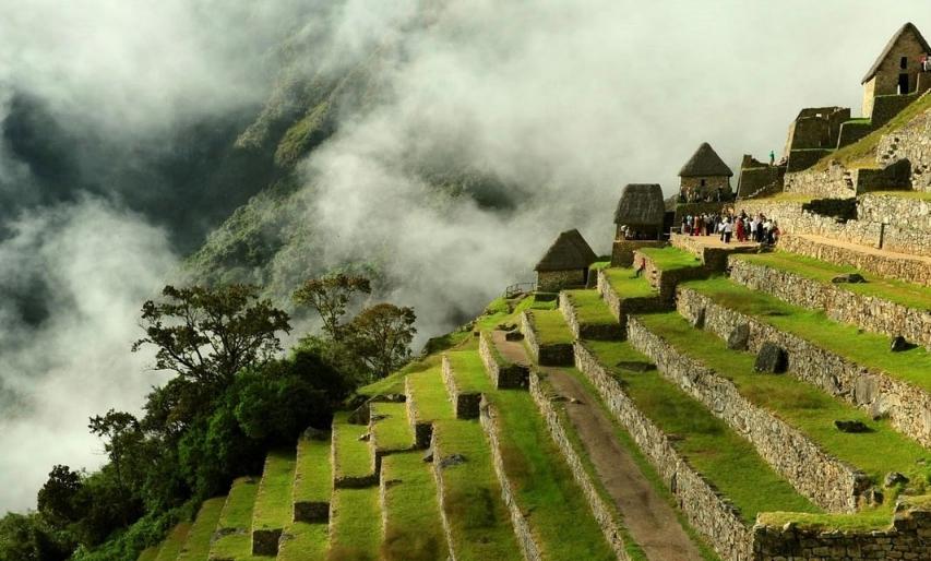 Город Мачу-Пикчу