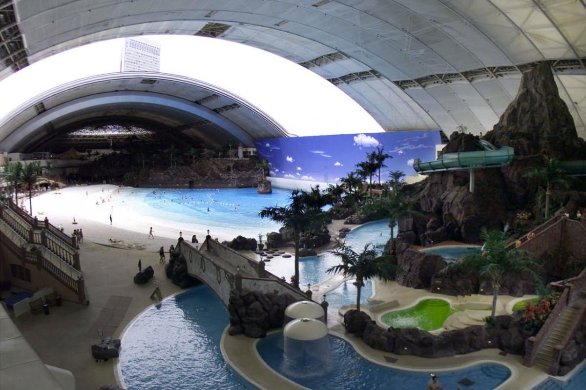 Ocean Dome, Миядзаки, Япония