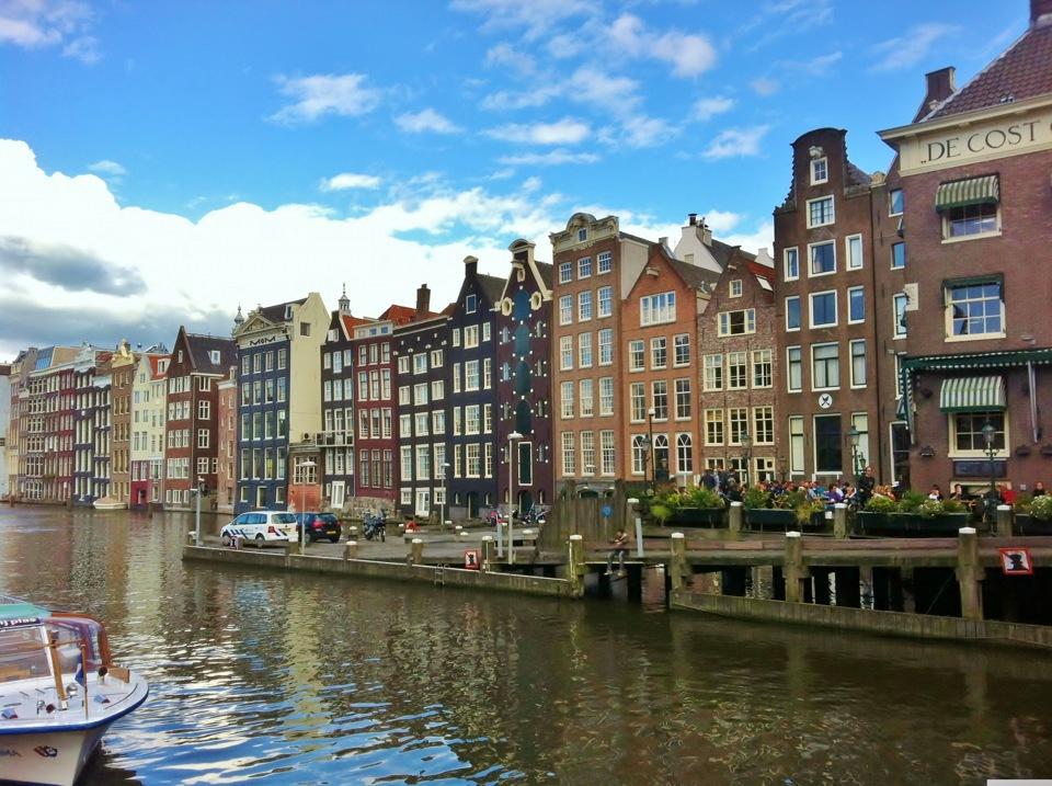 Императорский канал Амстердам