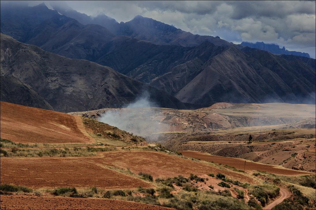 Долина Урубамба Перу