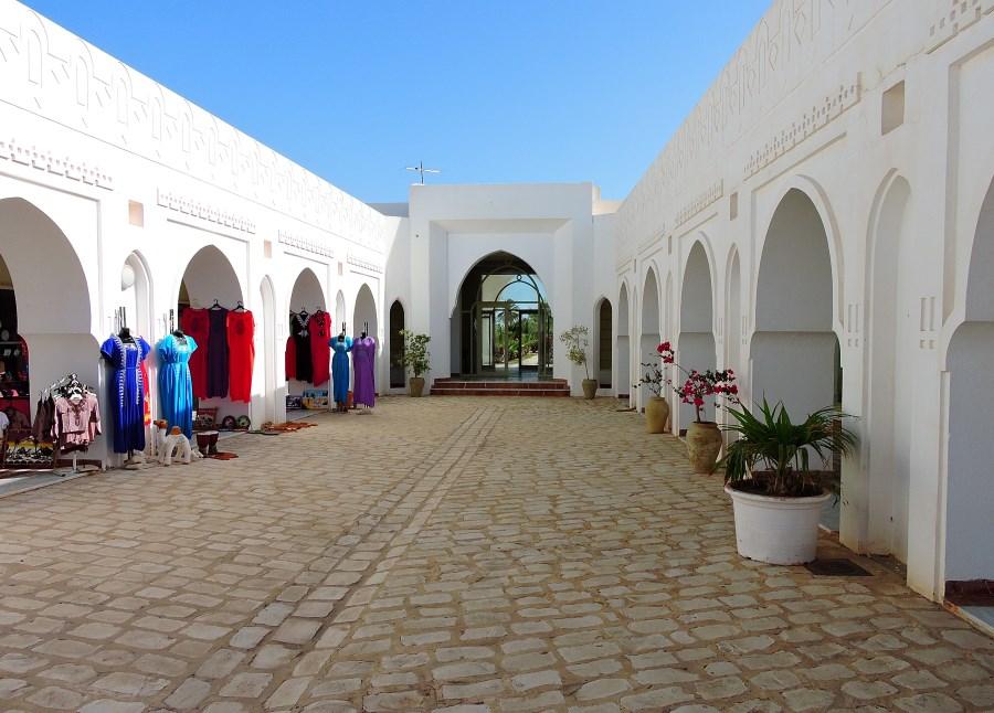 Деревня Джерба рынок