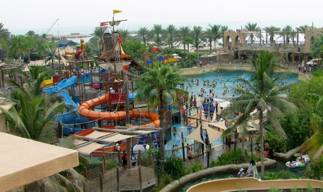 Wonderland в Дубае