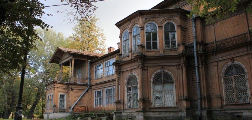 Усадьба Громова в Лопухинском саду
