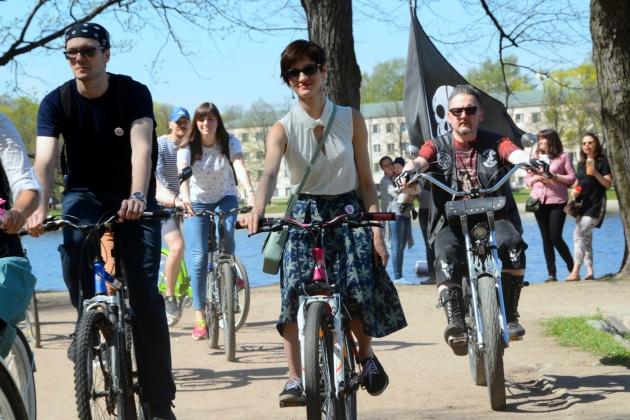 Городская велоклассика
