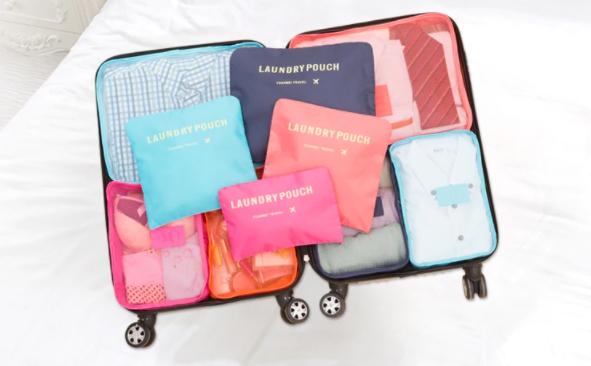 Органайзеры для чемодана