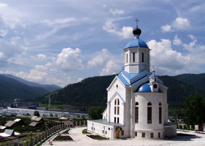 церковь святой евдокии сизая