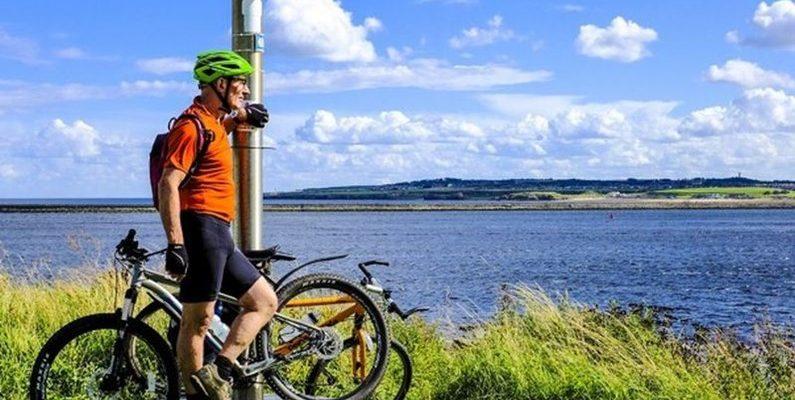 «Побережье и замки» - идеальный велосипедный маршрут через Англию и Шотландию 1