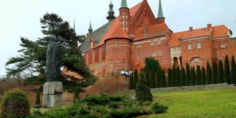 Польский Фромборк. Музей Н.Коперника 1