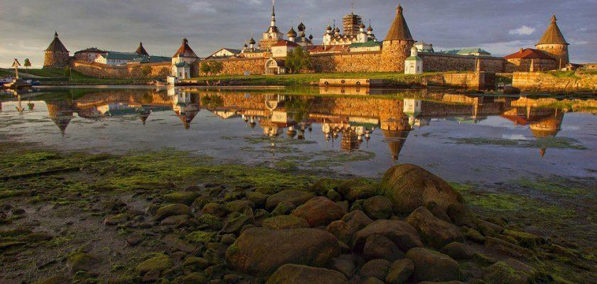 Остров Соловки Карелия