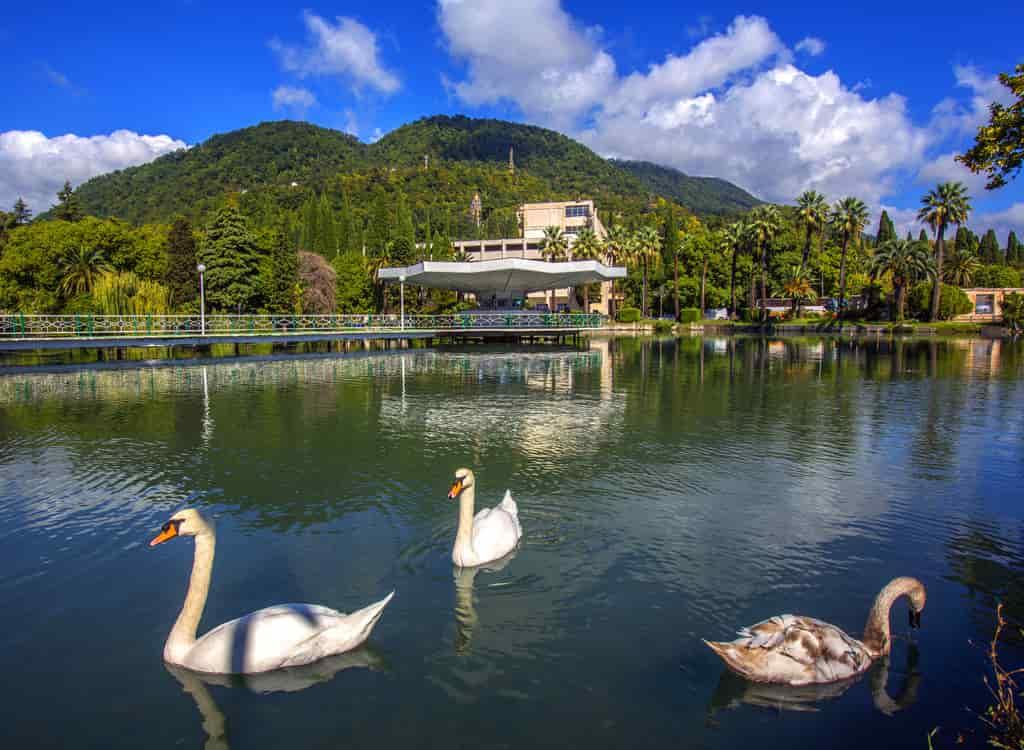 Красивая Абхазия