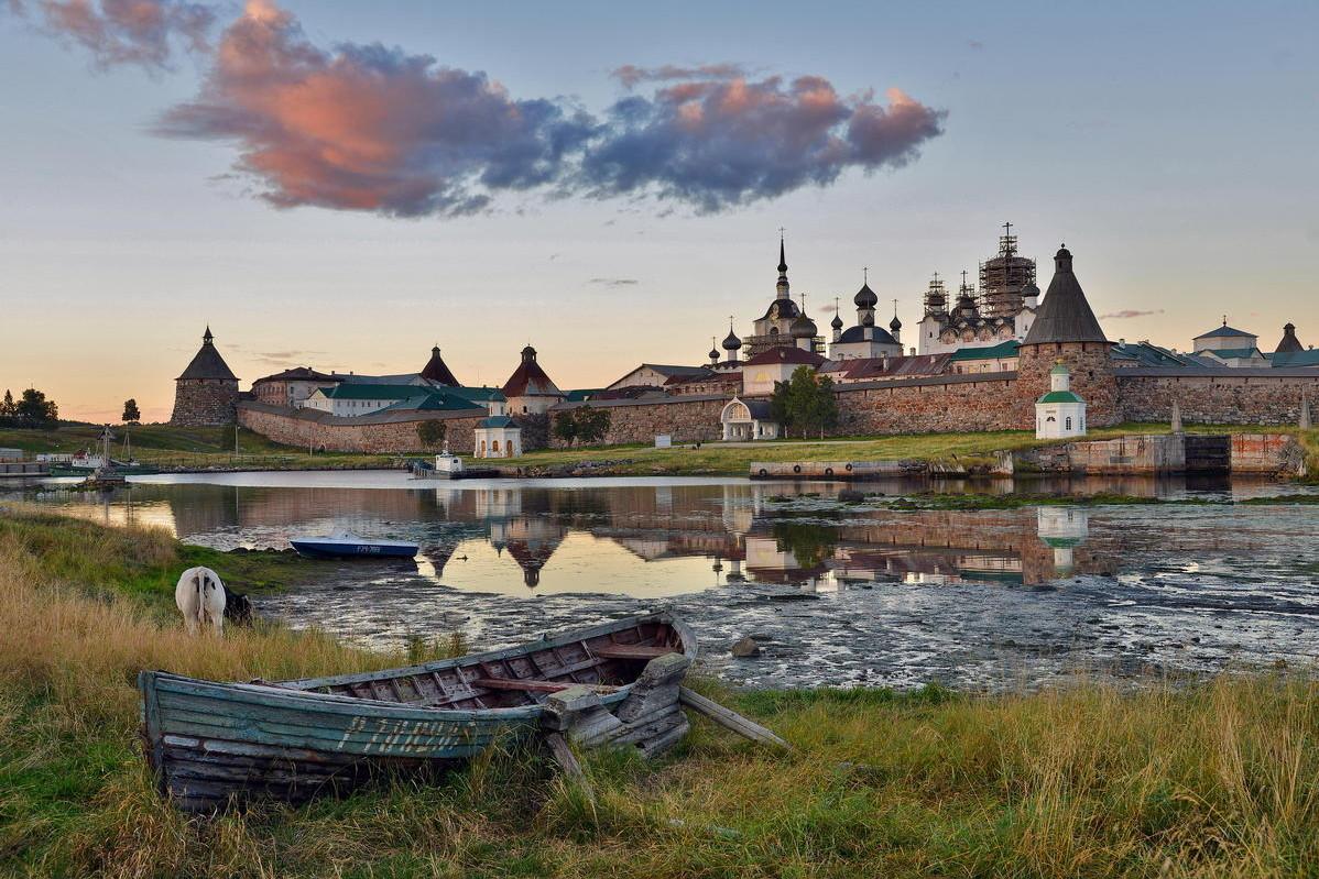 Соловецкий архипелаг Соловки