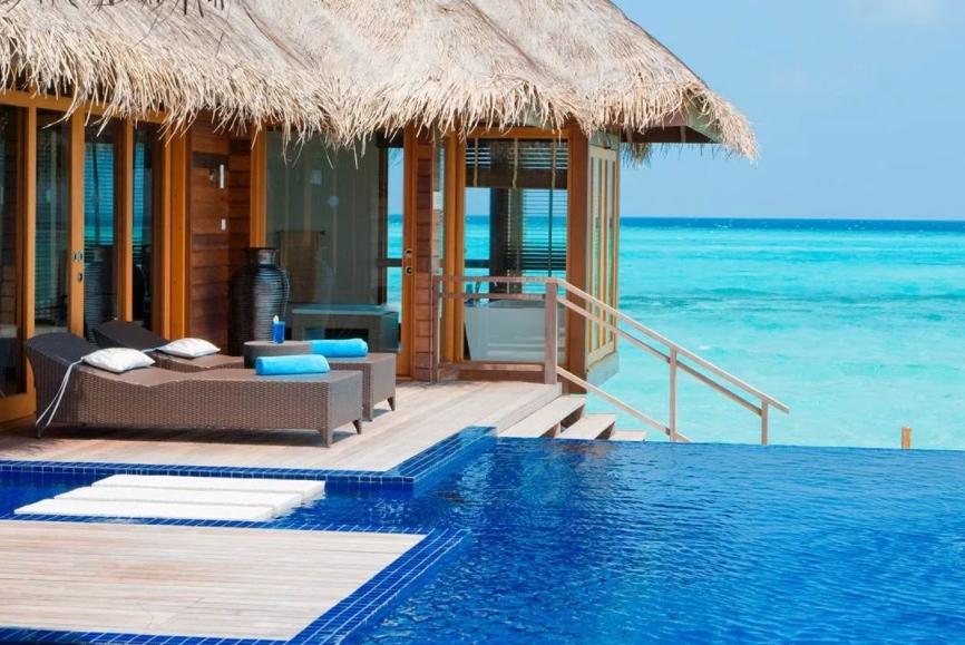 Мальдивы побережье