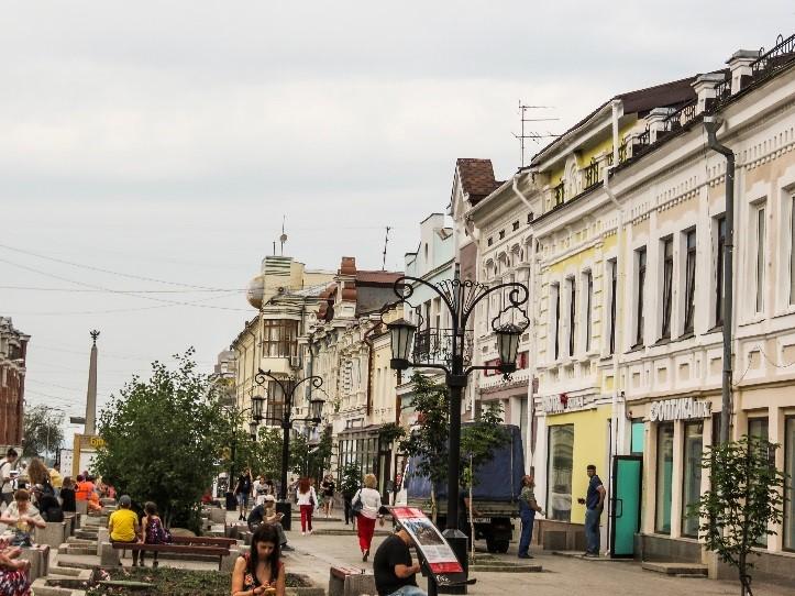 Ленинградская улица Самары