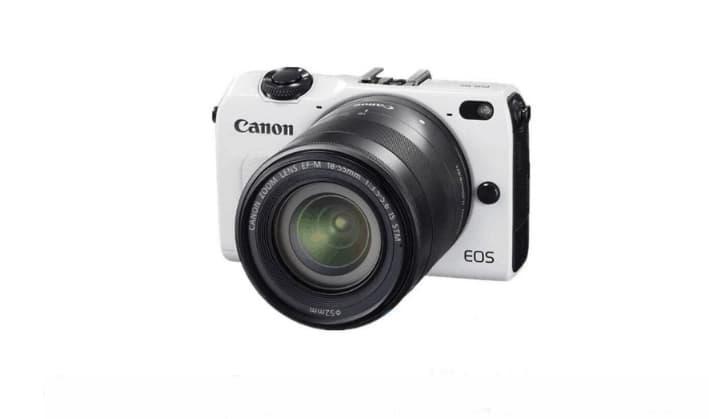 Компактная камера Canon M2