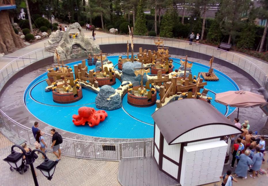 Парк развлечений DreamWood