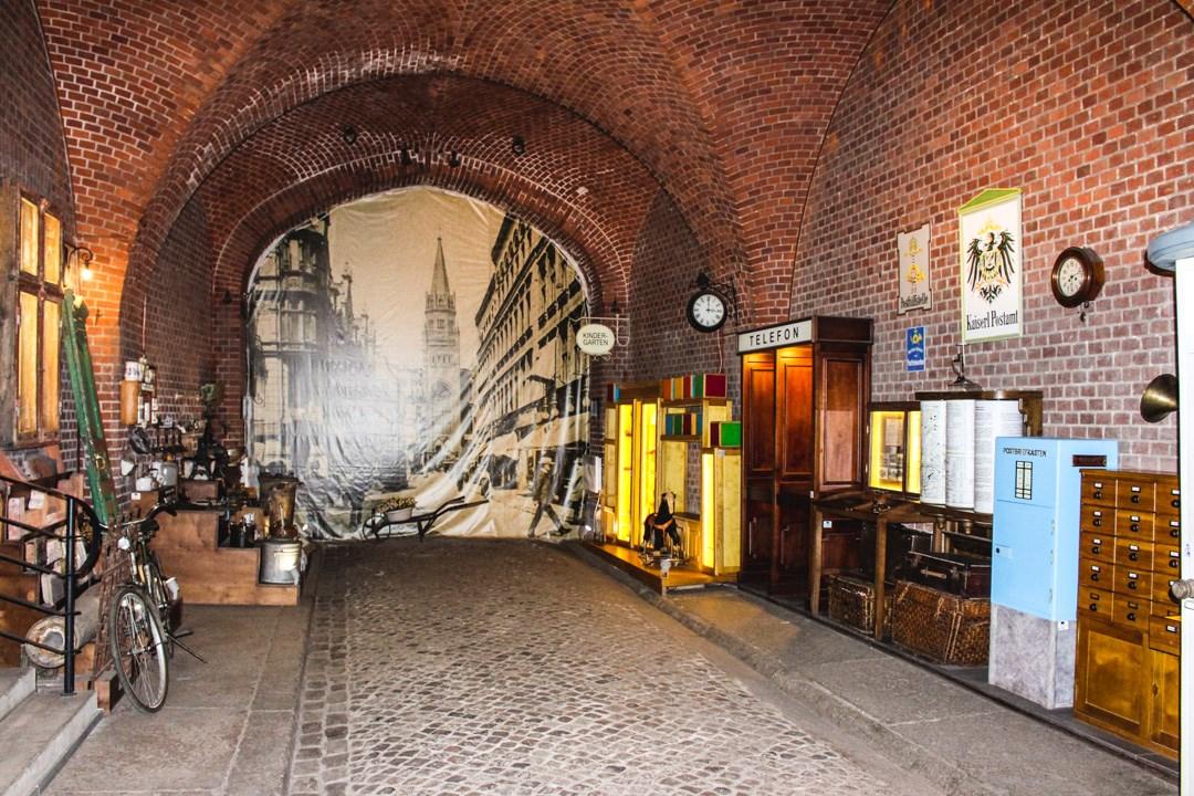 Музей Фридландские ворота Калининград