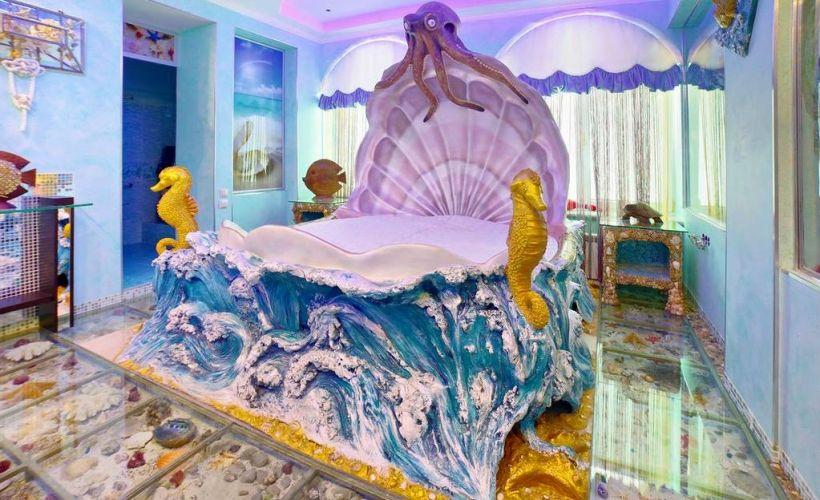 Отель замок снов Домодедово