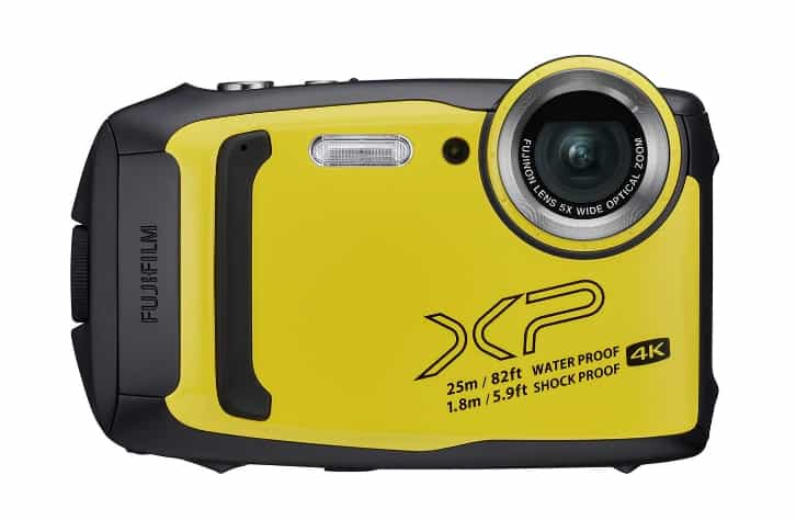 камера Fujifilm FinePix XP140 с sd-картой 16 ГБ