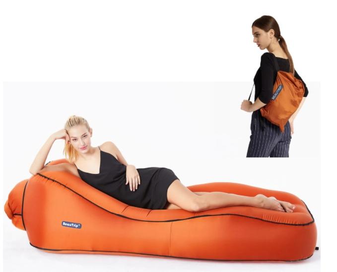 Надувной лежак BEAUTRIP