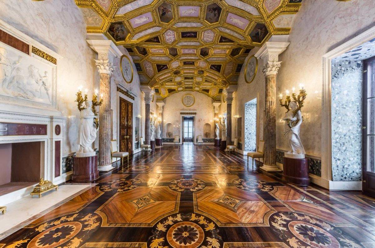 Агатовая комната в Екатерининском Дворце