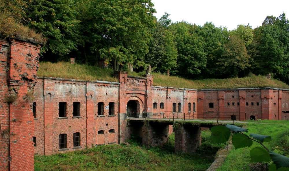 Форт № 3 «Король Фридрих III»