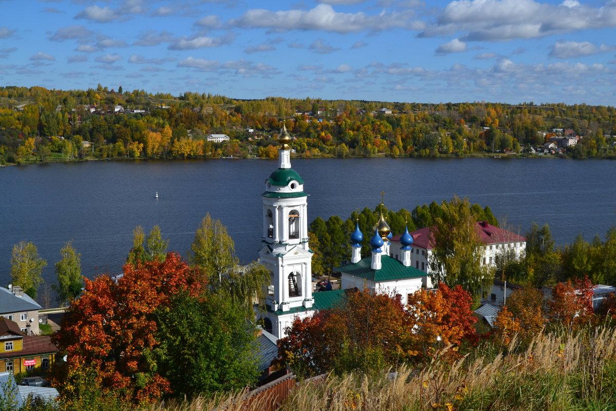 Горицкий монастырь Вологда