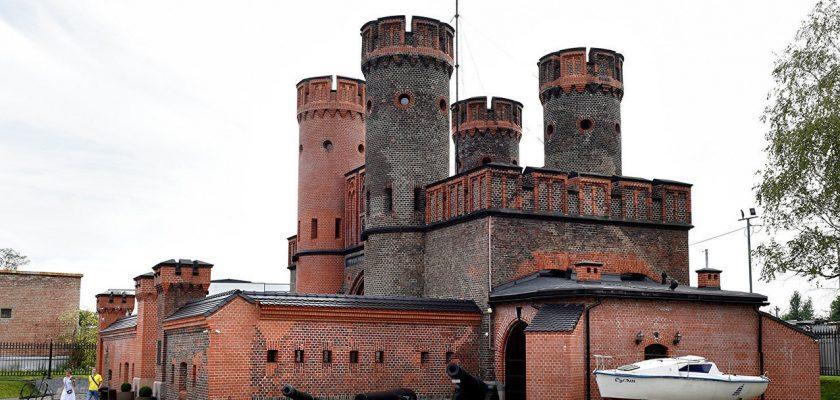 Крепость Фридрихсбург Калининград