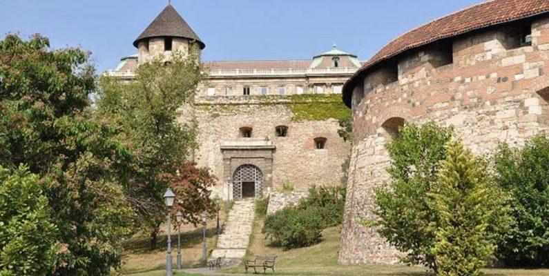 Будапешт. Замковая гора 1