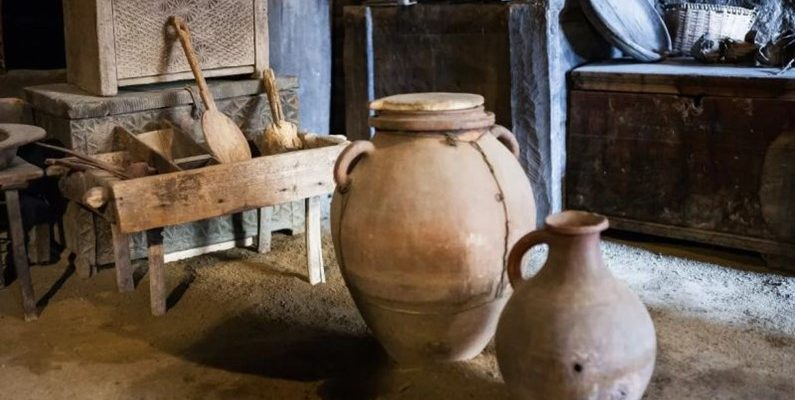 Путешествуем по миру. Музей Олив и Греческого Оливкового Масла 1
