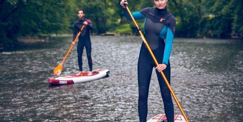 Шесть самых крутых мест для сапсёрфинга (сёрфинга с веслом) в Европе 1