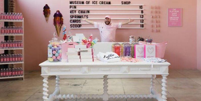 В Сингапуре открылся Музей мороженого 1