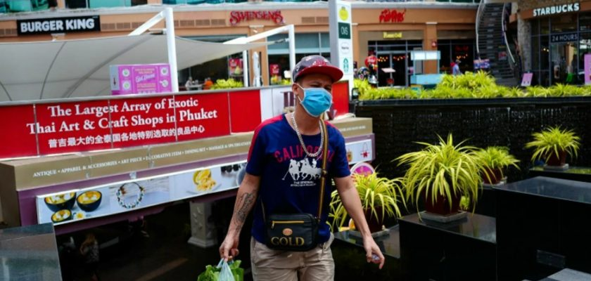Тайланд в эпоху коронавируса