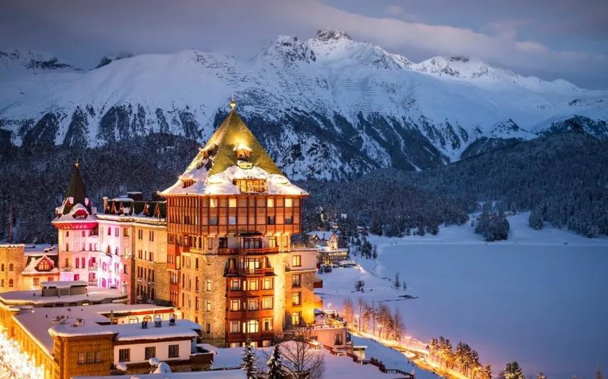 отель Badrutt's Palace