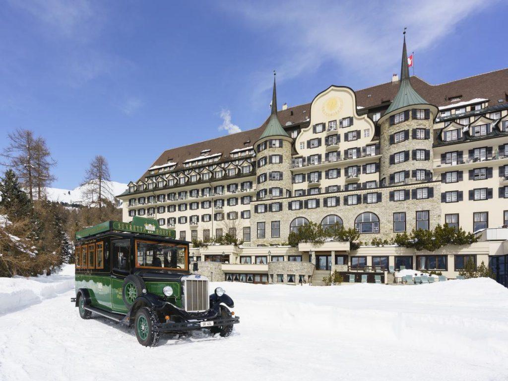 Wonderful St Moritz