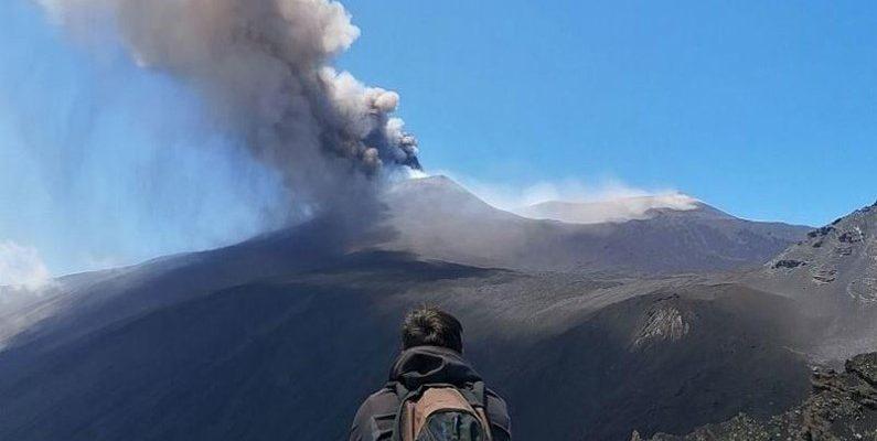 Как покорить один из самых опасных и активных вулканов в мире 1