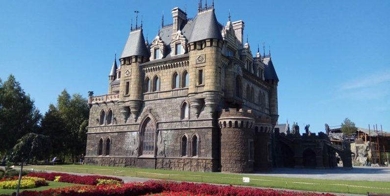 Замок Гарибальди – кусочек Западной Европы в Самарской области 1