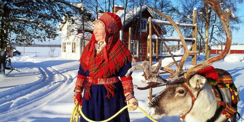 саамами русской Лапландии