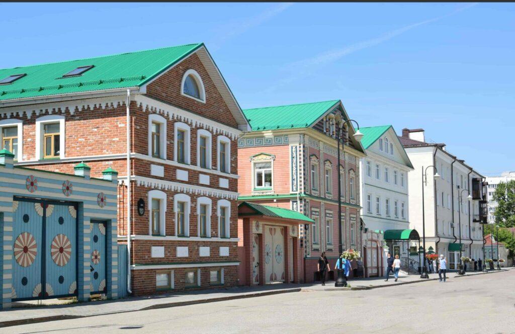 Татарстан: Озеро Кабан и Старо-Татарская Слобода 1