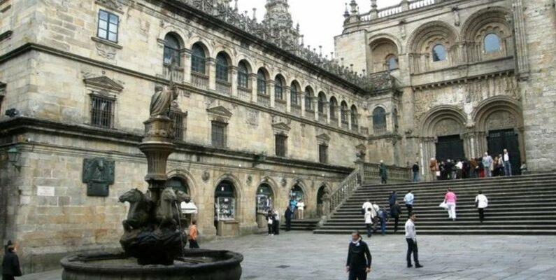 Сантьяго-де-Компостела - третий по значению центр религии 1
